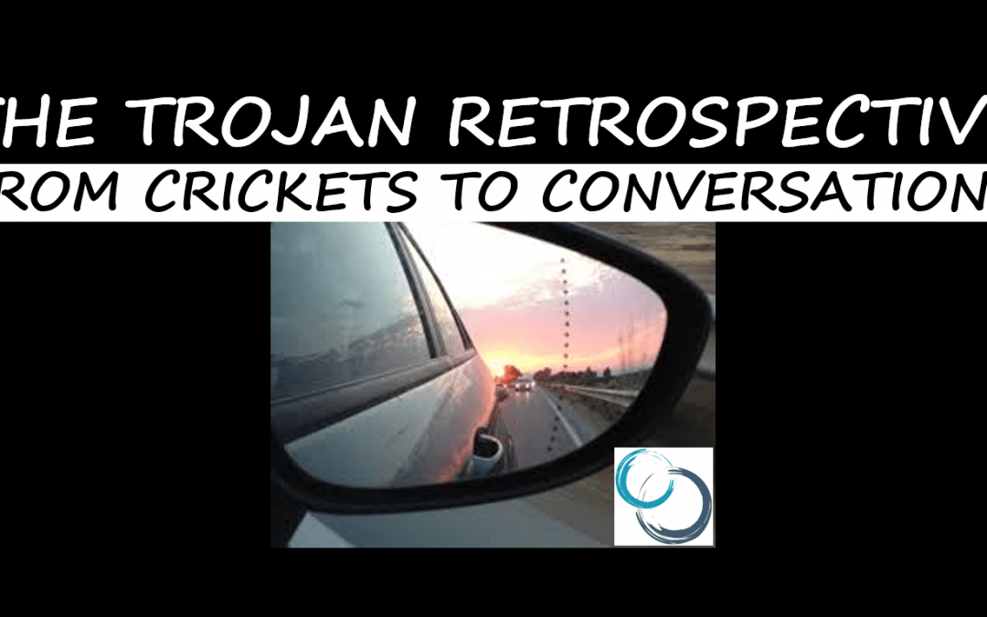 The Trojan Manifesto - From Crickets to Conversation
