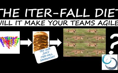 THE ITER-FALL DIET – WILL IT MAKE YOUR TEAMS AGILE?