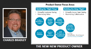 Charles Bradley - The New New Product Owner