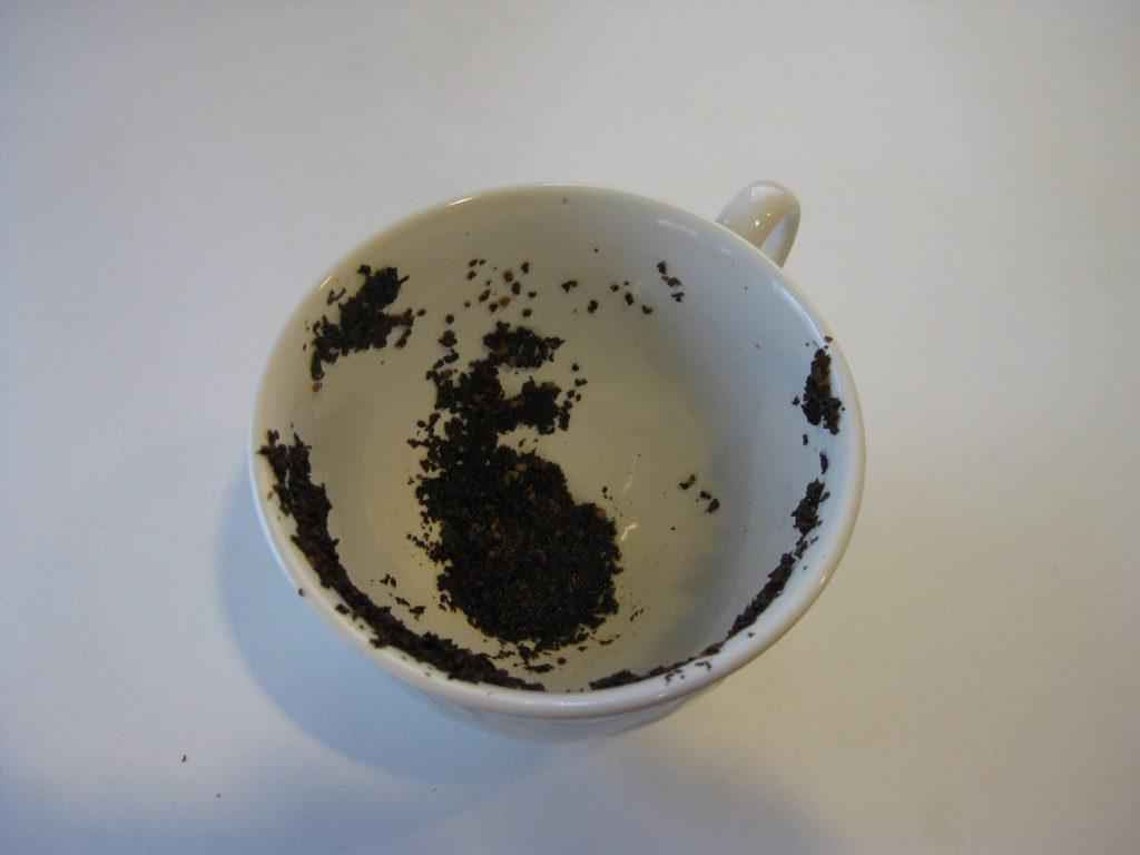 Stance #12 - Chief Tea Leaf Reader