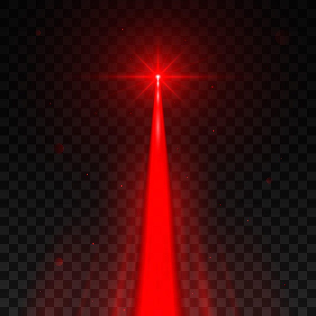Stance #11 - Chief Laser Beam Focusser